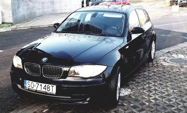 BMW 118d Seria 1 Rewelacyjny Stan! Bezwypadkowy. Sprzedaż /Zamiana