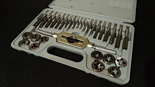 Набор плашки-метчики, лерки набор (31шт)