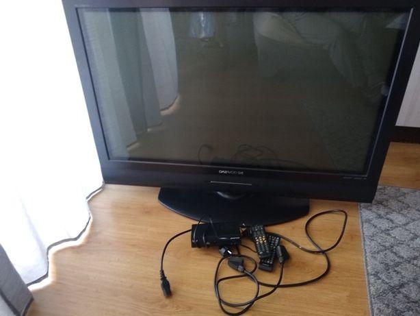 Telewizor plazmowy Daewoo uszkodzony