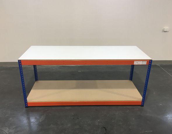 Stół warsztatowy 914x1536x773 mm bardzo mocny sztywny 5 lat gwarancji