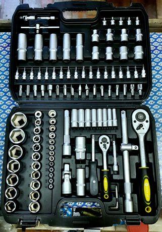 Набор инструментов, головок, 108 элементов