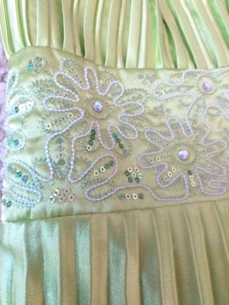 Ślub wesele jak nowa sukienka roz. 42 xl xxl