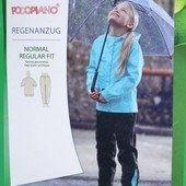 Ветровочный костюм Pocopiano на 140 см