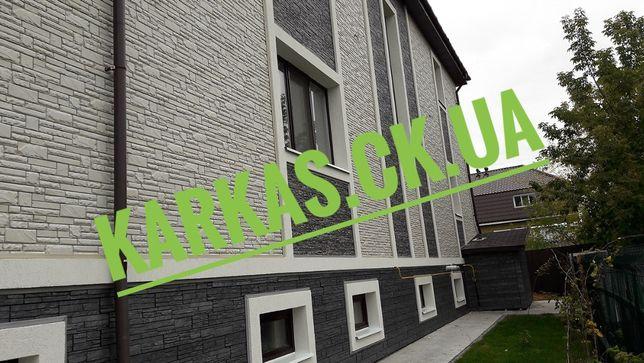 Фасадные панели Docke, цокольные панели, сайдинг
