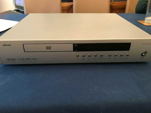 ARCAM DV79 - DVD / CD - Gama Alta - HDMI - Áudio Digital - Prata