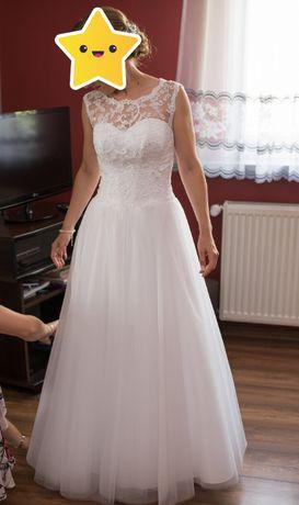 Suknia ślubna (cena do negocjacji)