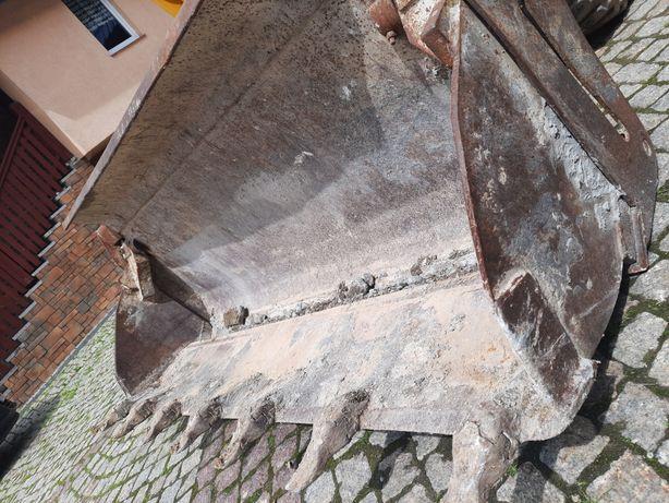 Łyżka krokodyl do ładowarki atlas-o&k-kremer-zettelmeyen-liebhenn 2 m