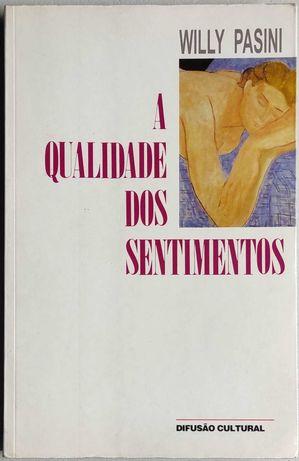 Livro - A Qualidade dos Sentimentos- Willy Pasini