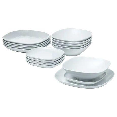 Serviço de pratos Ikea VÄRDERA de 54 peças