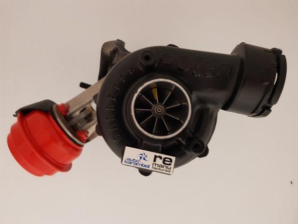 Turbosprężarka Hybryda AUDI A4,A6,VW PASSAT,SKODA SUPERB 1.9 TDI 130KM