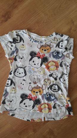 Bluzka Koszulka Rozmiar 128