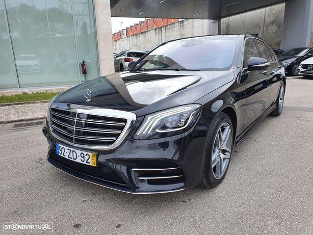 Mercedes-Benz S 400 d Longo 4-Matic