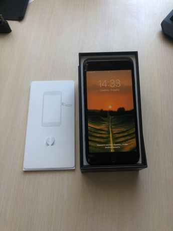 Iphone 7 plus 128 gb neverlock jet black