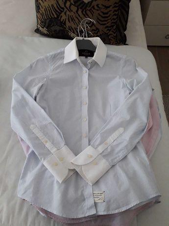 Camisas formais, tamanho 34