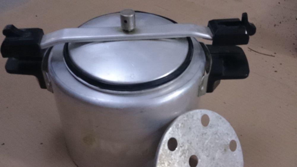 Szybkowar aluminiowy 4 l. Olsztyn - image 1