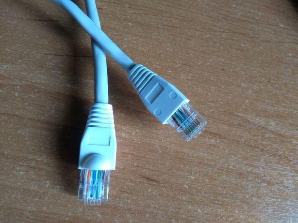 Kabel Sieciowy LAN Ethernet RJ45, 3m, 4m, 5m, 7,5m, 10m 15m, 20m
