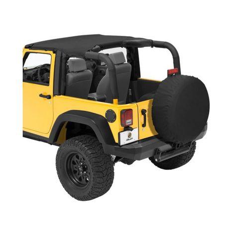 """""""Bikini"""" Jeep Wrangler JK 2 Portas (2007/2018) Artigo Novo"""