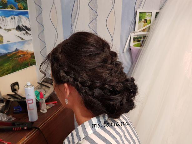 Свадебные, вечерние причёски/ Весільні, вечірні зачіски