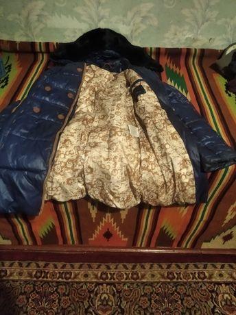 Продам женский зимний пуховик, новый не носился в связи, не подошёл ро