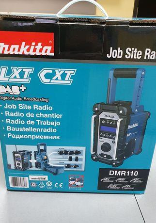 Radio budowlane Makita DMR 110