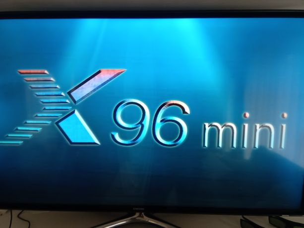 Smart TV box x96 mini android wifi 4k