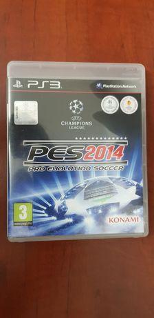 Gra na ps3 Pro Evolution Soccer 2014