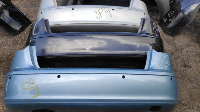 zderzak tylny Audi A3 8p4 sportback