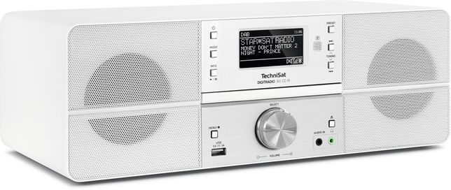 Technisat DIGITRADIO 361 CD IR radio DAB+ FM USB Bluetooth WiFi
