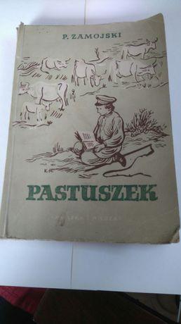 Pastuszek P.Zamojski książka Prl