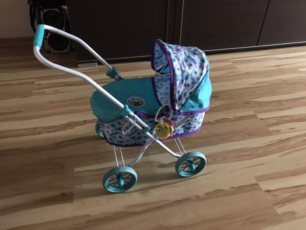 Wózek dla małej księżniczki