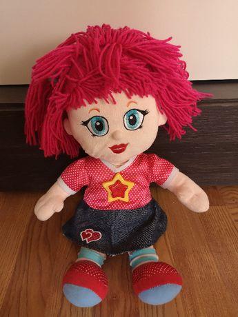 Mówiąca, miękka lalka