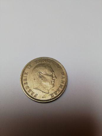 Moneta 5 Kroner z 1968 roku
