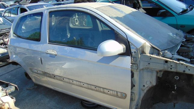 Wrz#Hyundai Getz 3D drzwi przednie prawe