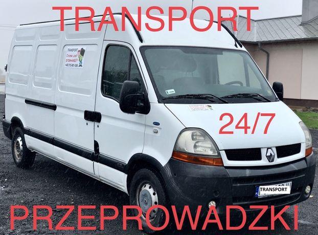 Transport, Przeprowadzki, Transport rzeczy, mebli. Zapraszamy!