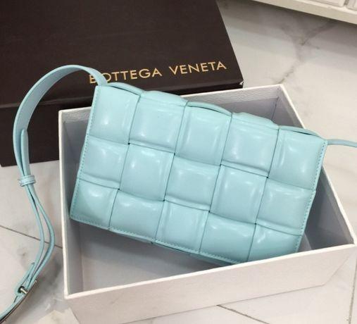 Bottega veneta BV gołębi niebieska Siwiec torebka nowość 2020
