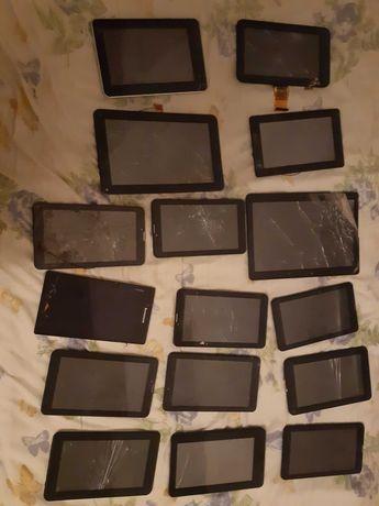 Лот планшетов 16 штук