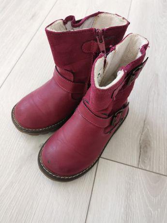 Buty wysokie kozaki dziewczynka