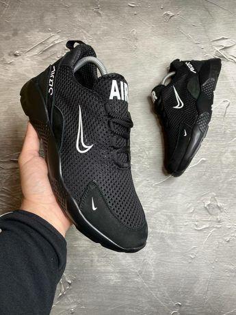 Nike мужские кроссовки сеточка