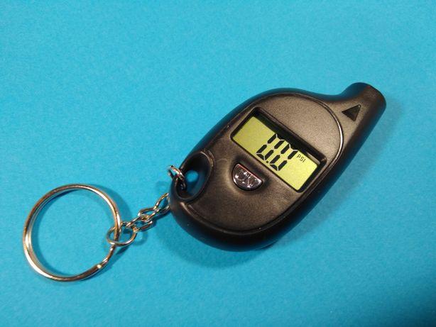 Брелок манометр (автомобиля, скутера, велосипеда) Проверка давления
