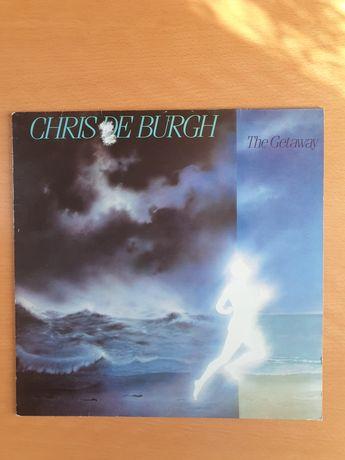 Chris de Burgh - The Getaway  LP.