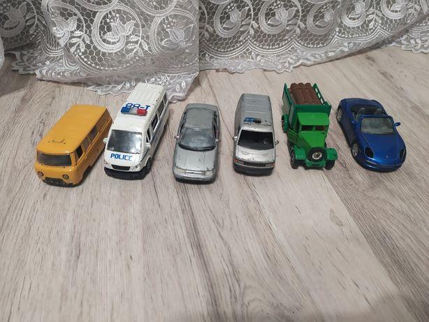 Машинки 1:36 1:40 1:43