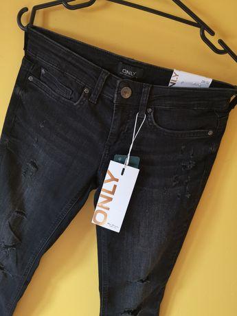 Nowe spodnie z metkami S M Only