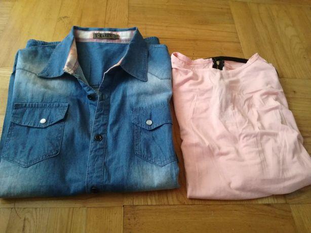 Koszula i bluzka gratis
