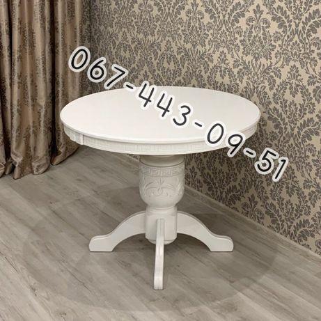 Стол белый круглый. Стол обеденный. Стол кухонный. Стіл. Столы.