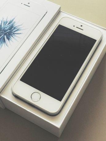iPhone SE 32GB biały - jak nowy - Gdańsk
