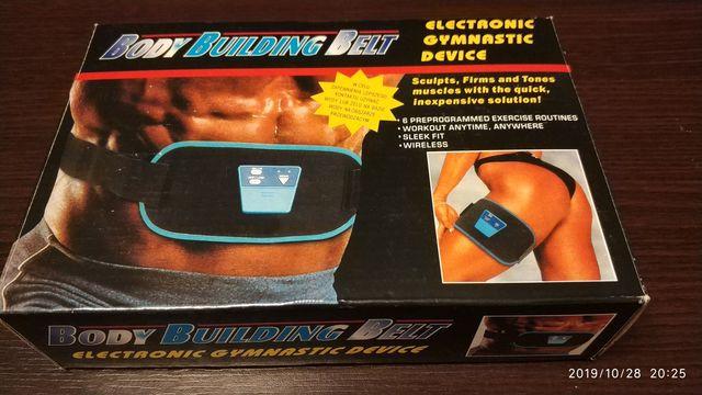 Pas do ćwiczeń ,body building belt