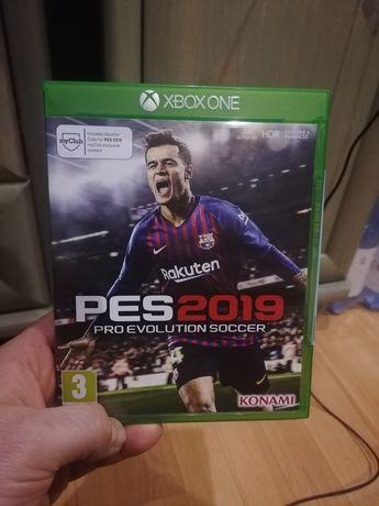 Gra Pro Evolution Soccer 2019 PES Xbox One