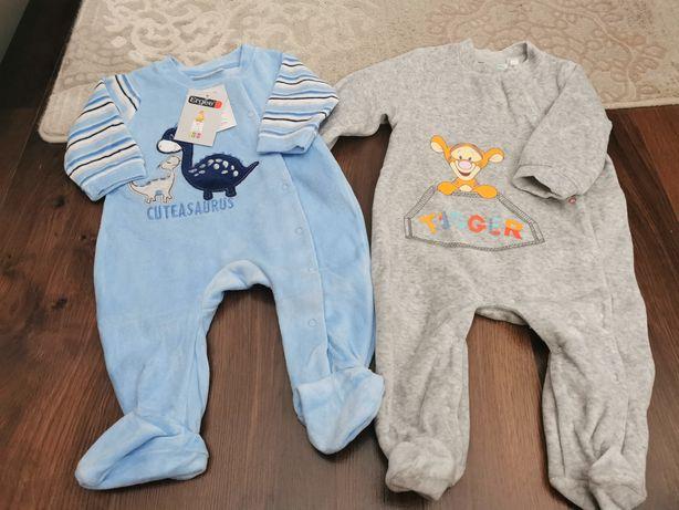 Pajace niemowlęce ocieplane - nowe