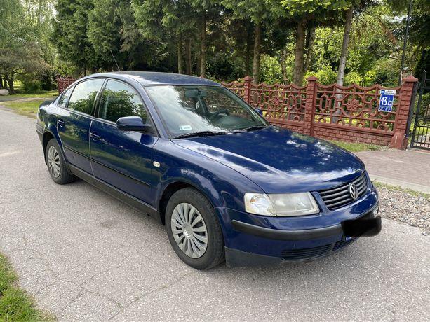 Volkswagen Passat B5, GAZ, HAK, Zarejestrowany