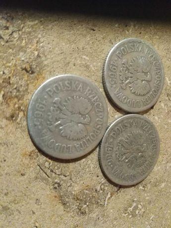 Porządki domowe monety 1 zł PRL